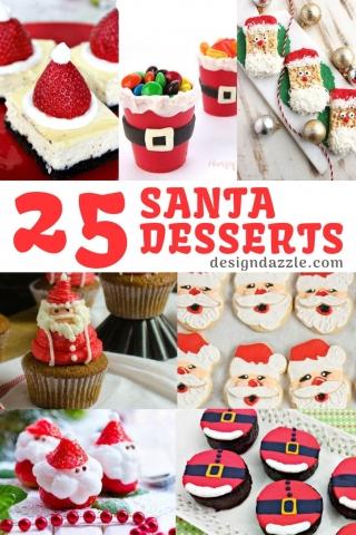 25 santa desserts resized jpg