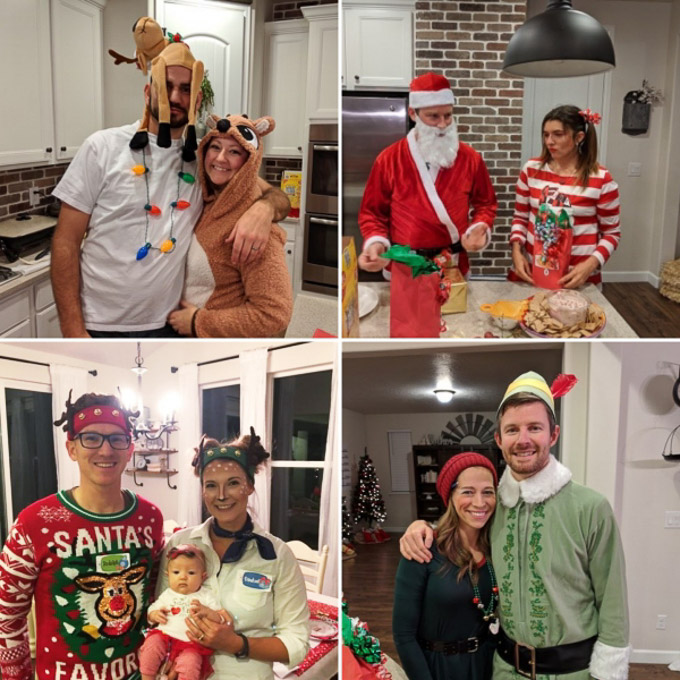 Are you getting a little bored with ugly Christmas sweater parties and traditional white elephant gifts? How about adding a little mystery in your Christmas party... a murder mystery!