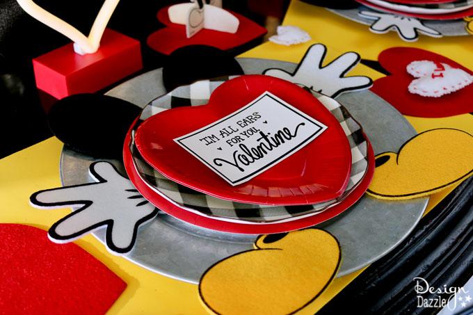 Mickey and minne valentines celebration 15