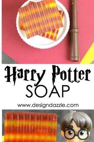 Harry potter soap pinterest 1