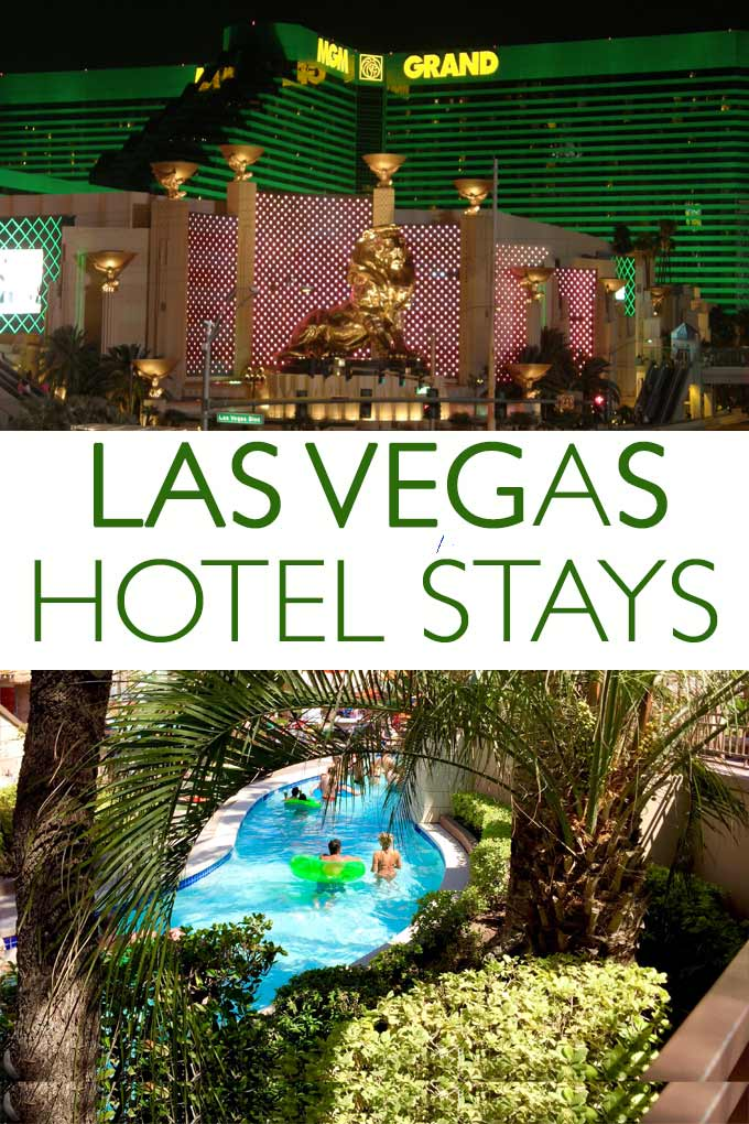 Hotel Stays in Las Vegas