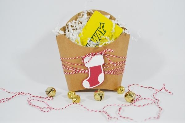 Gift card holder 7