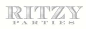 Ritzy letter logo