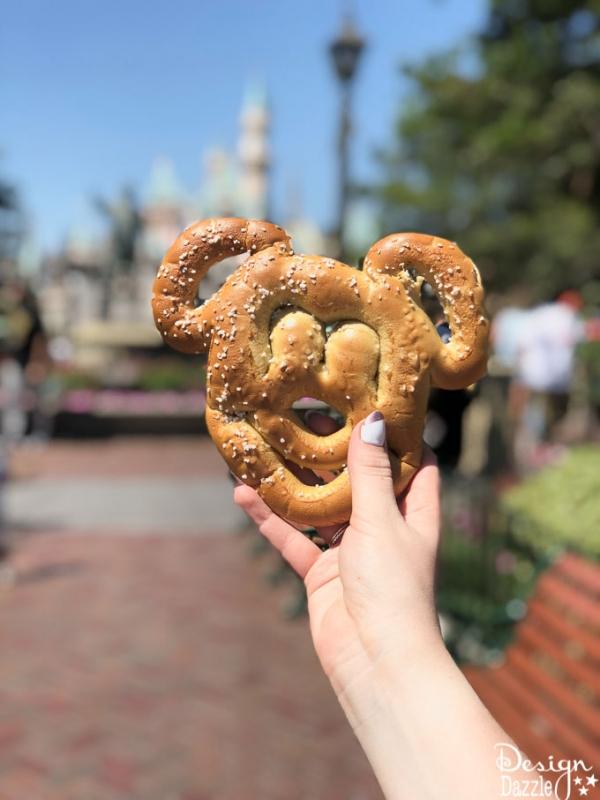 Disneyland do first 3