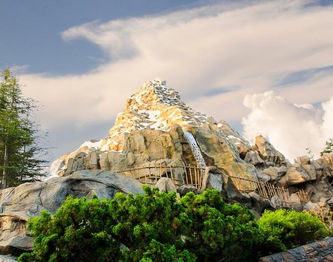Disneyland do first 4
