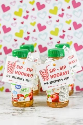 Sip sip hooray valentine sample 2 3