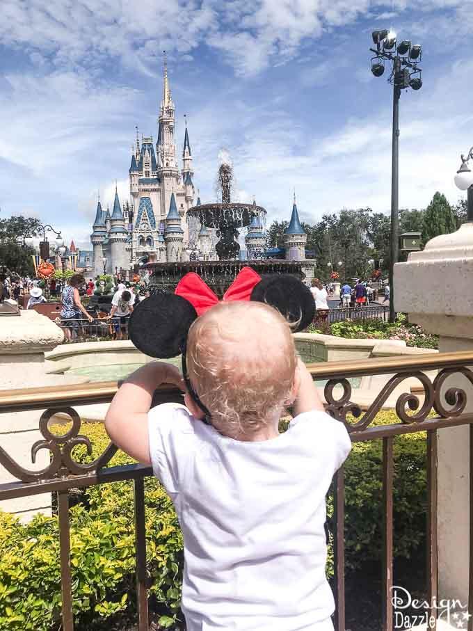 Disney world posts 1