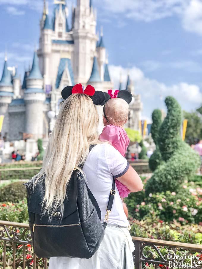 Disney world posts 7