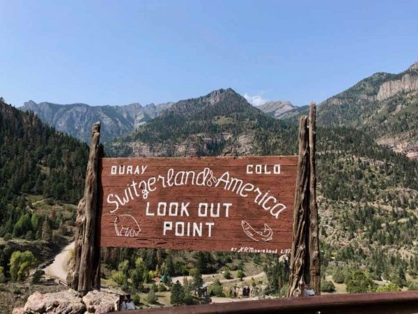 Visiting Ouray and Silverton Colorado