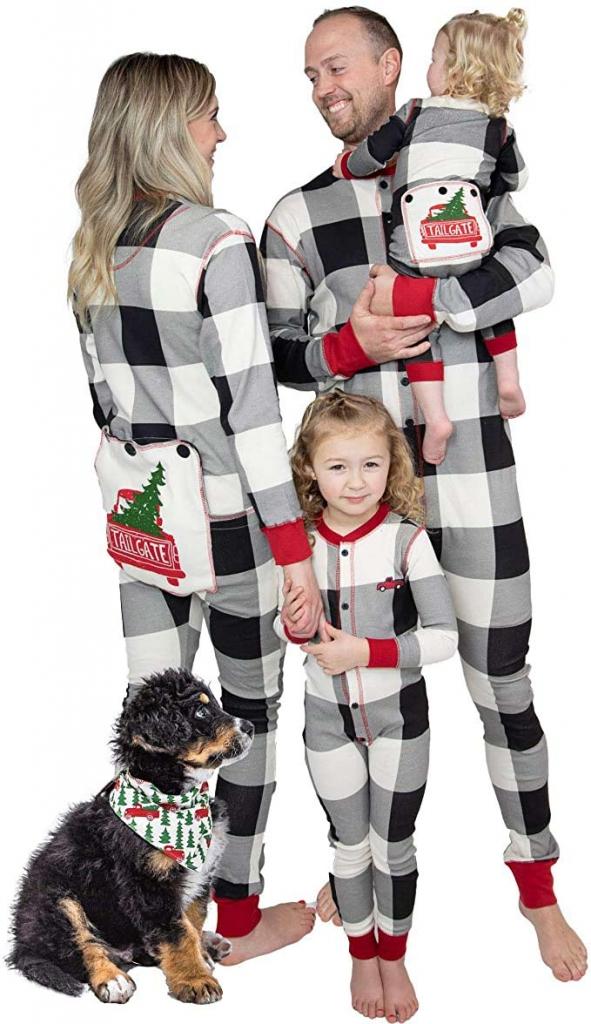 Flapjack Family Christmas jammies
