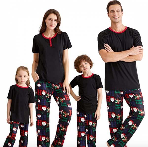 HOHO Matching Pajamas