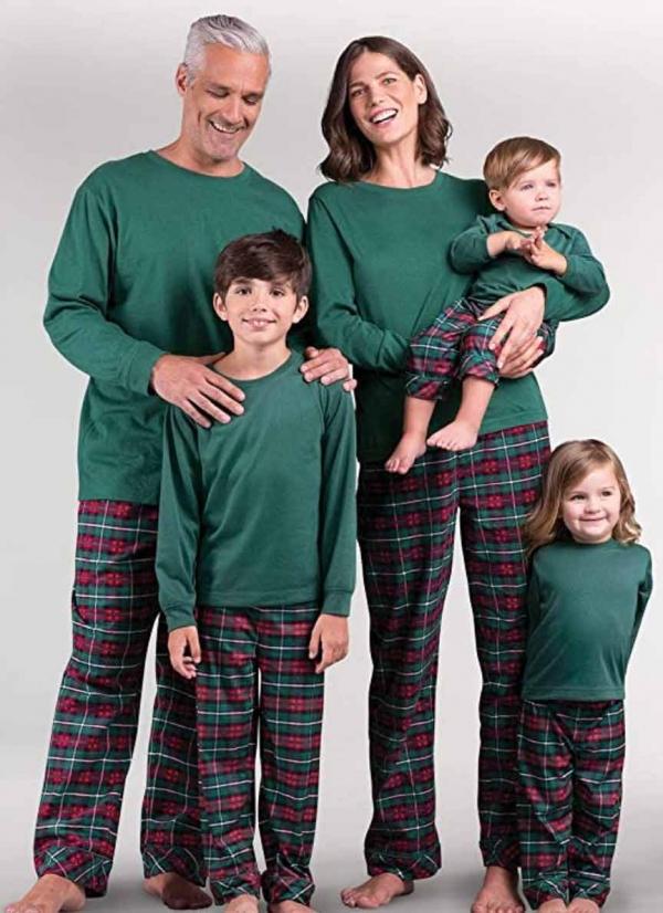 Classic Christmas PJ's