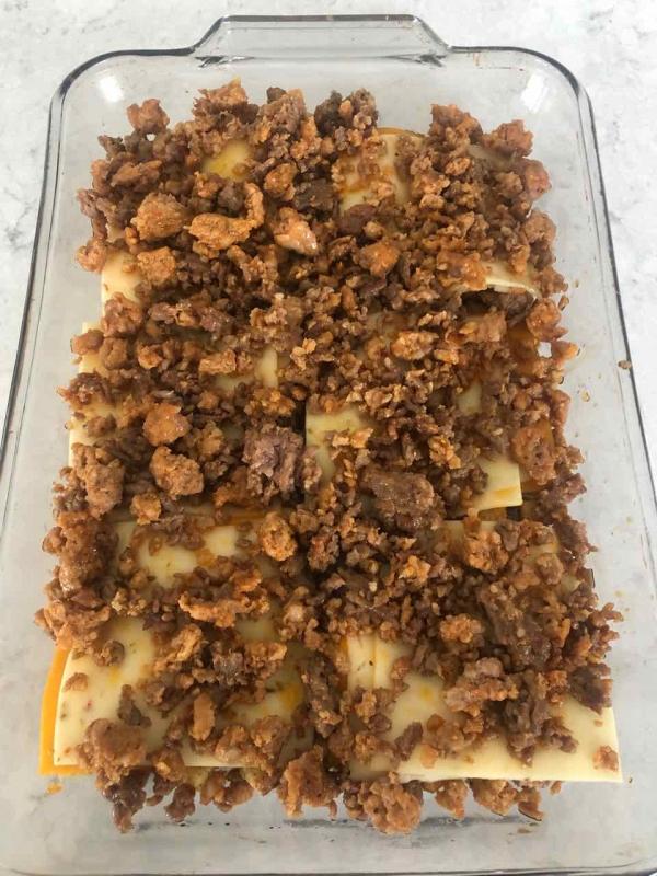 Make-Ahead Breakfast Casserole