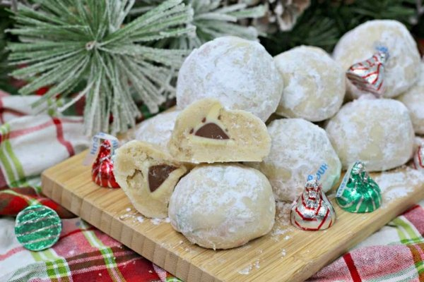 Surprise Snowball Cookie: Fun Christmas Dessert