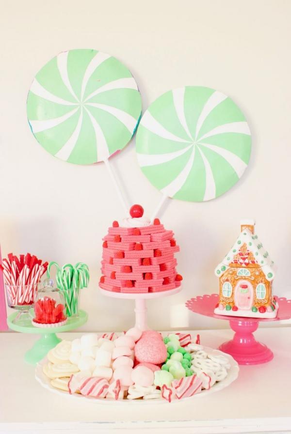 North Pole Desserts and Treats - Design Dazzle