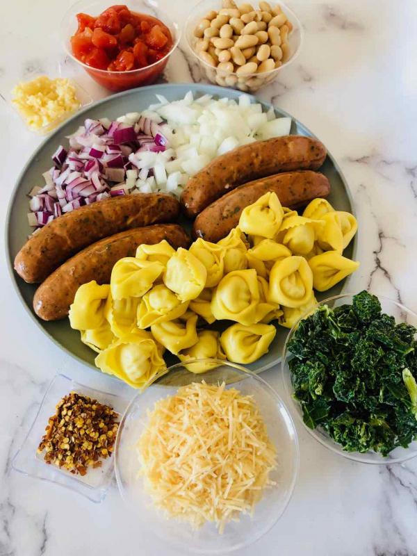 Delicious Tortellini Soup recipe!