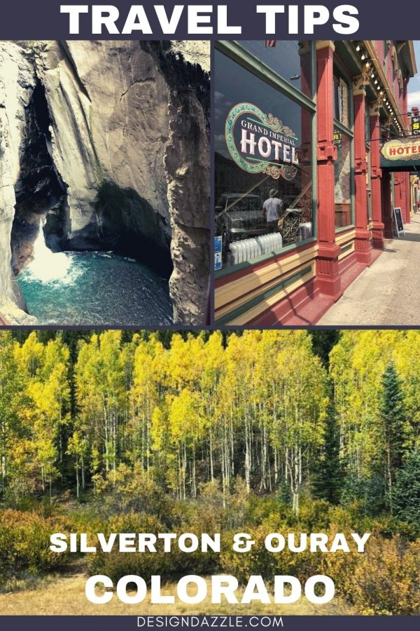 Ouray silverton travel tips