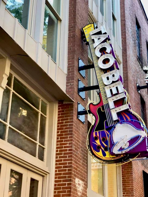 Visiting Nashville - What to do and where to stay