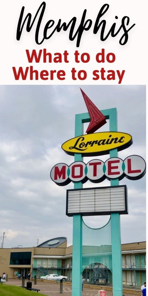 Memphis what to do and where to stay