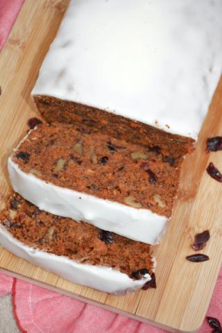 Carrot Cake Bread 2 4